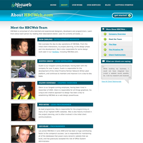 Meet the Team Pages Examples and Trends \u2014 Smashing Magazine