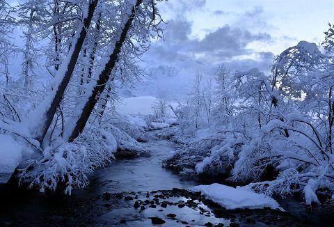 Free Animated Snow Fall Wallpaper 50 Wonderful Winter Pictures Smashing Magazine