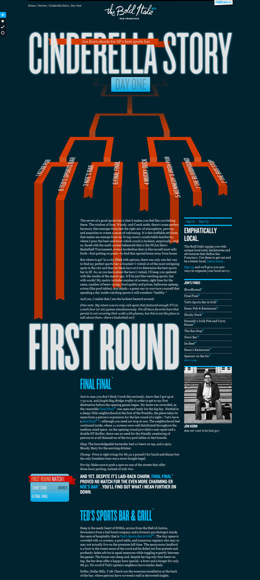 The Current State of Web Design Trends 2010 u2014 Smashing Magazine - best graphic design resumes