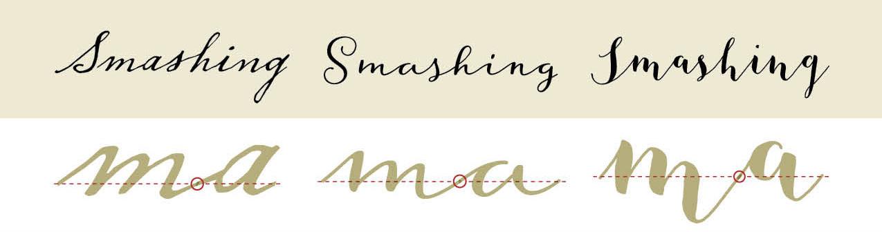 Designing A Font Based On Old Handwriting \u2014 Smashing Magazine