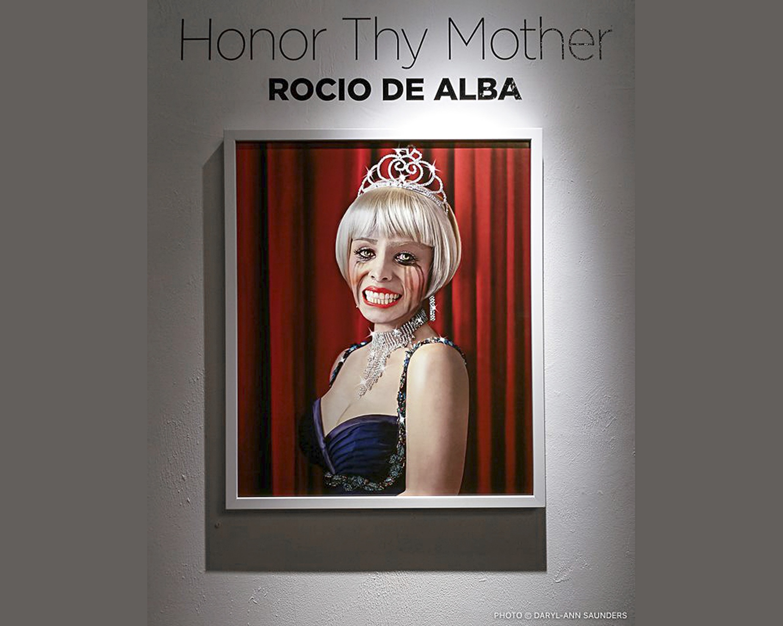 Alba Photographie Rocio De Alba Honor Thy Mother
