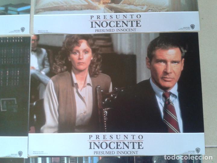 fotocromos (lobby cards) colección completa - p - Comprar Fotos - presumed innocent 1990