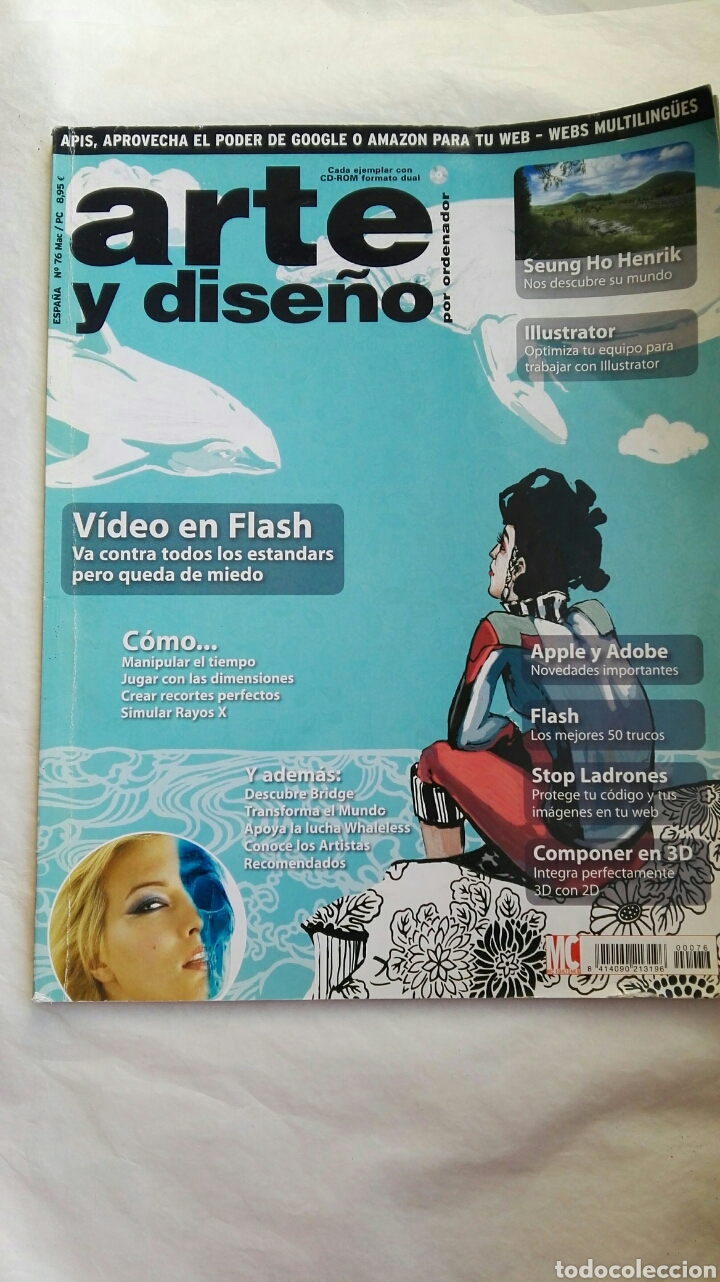 Revista Arte Y Diseño Por Ordenador N 76 Buy Other Modern Magazines And Newspapers At Todocoleccion 167755797