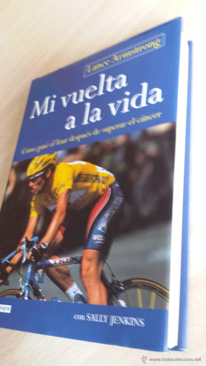 Lance Armstrong Libros Mi Vuelta A La Vida De Lance Armstrong Sold Through Direct Sale
