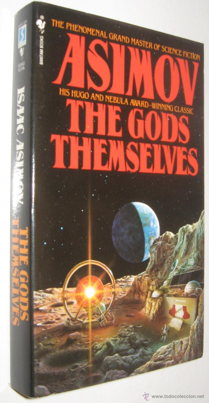 Libros En Ingles Comprar The Gods Themselves Isaac Asimov En Ingles