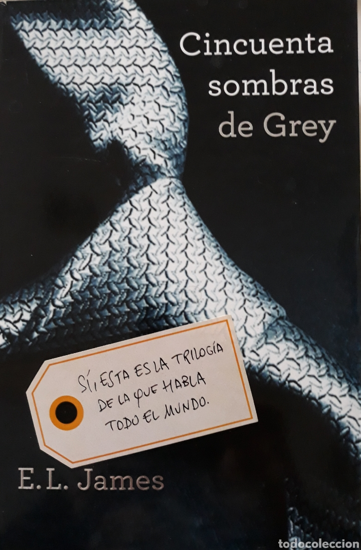 Libros Grey Cincuenta Sombras De Grey E L James
