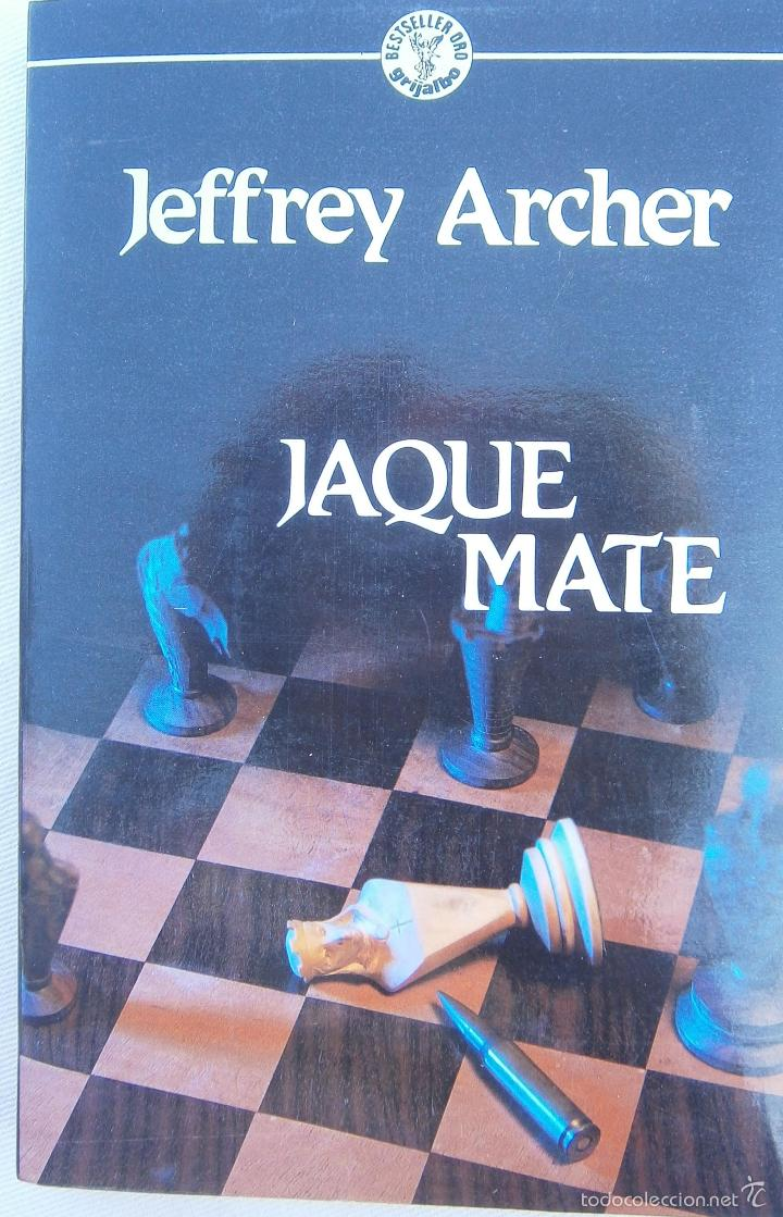 Jeffrey Archer Libros Jaque Mate Jeffrey Archer