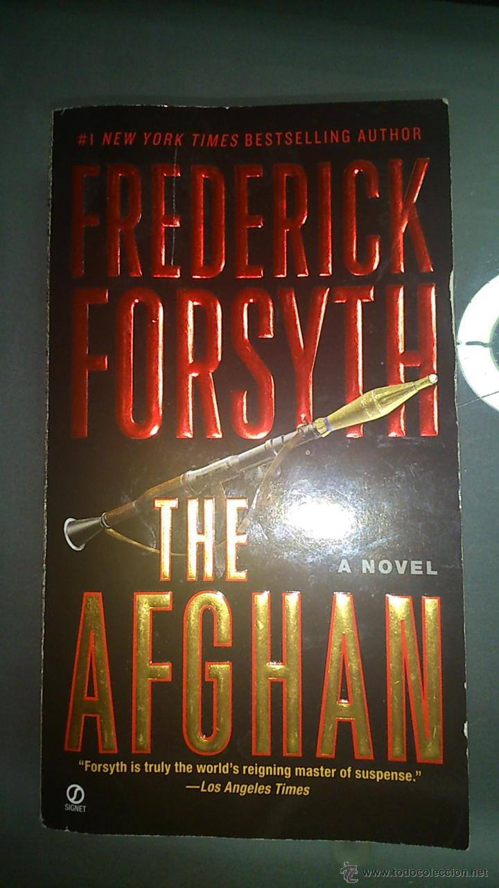 Frederick Forsyth Libros Titulo The Afghan Autor Frederick Forsyth