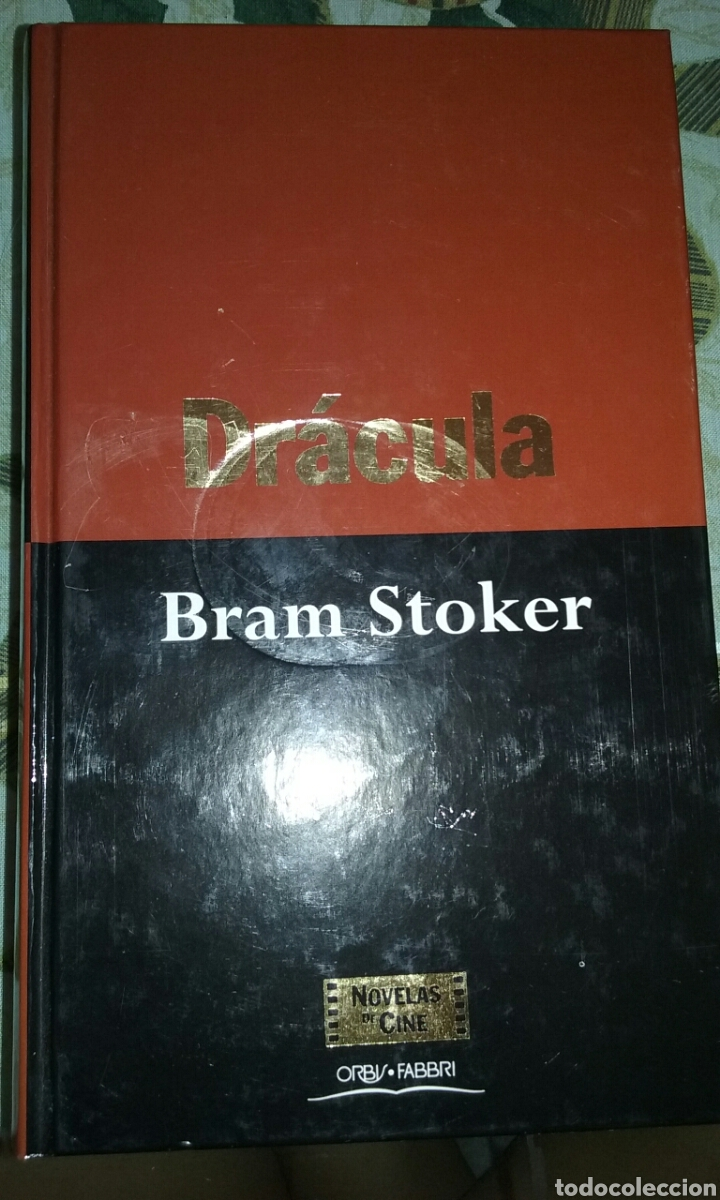 Libro Dracula De Bram Stoker Libro Drácula De Bram Stoker Sold Through Direct Sale 94945010