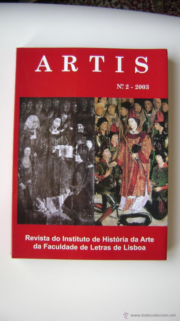 Artis Revista Do Instituto De Historia Da Arte Sold Through Direct Sale 47567978
