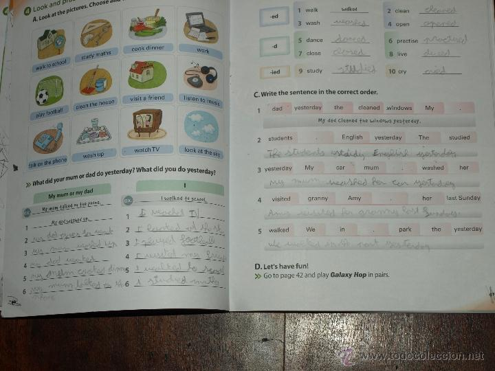 Comprar Libros De Texto Usados Online My First Grammar 3. Workbook And Student's Book - Comprar