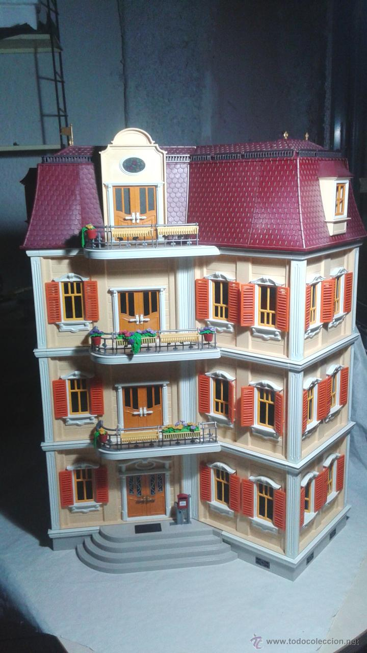 5302 Playmobil Playmobil 5302 Mansion Victoriana Con Planta Ex Sold Through