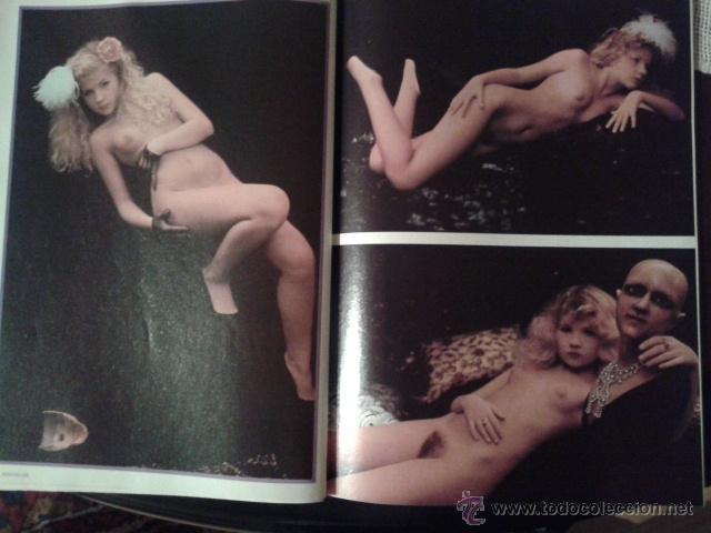 Eva Ionesco Jacques Bourboulon Nudes - Sexy Erotic Girls ...