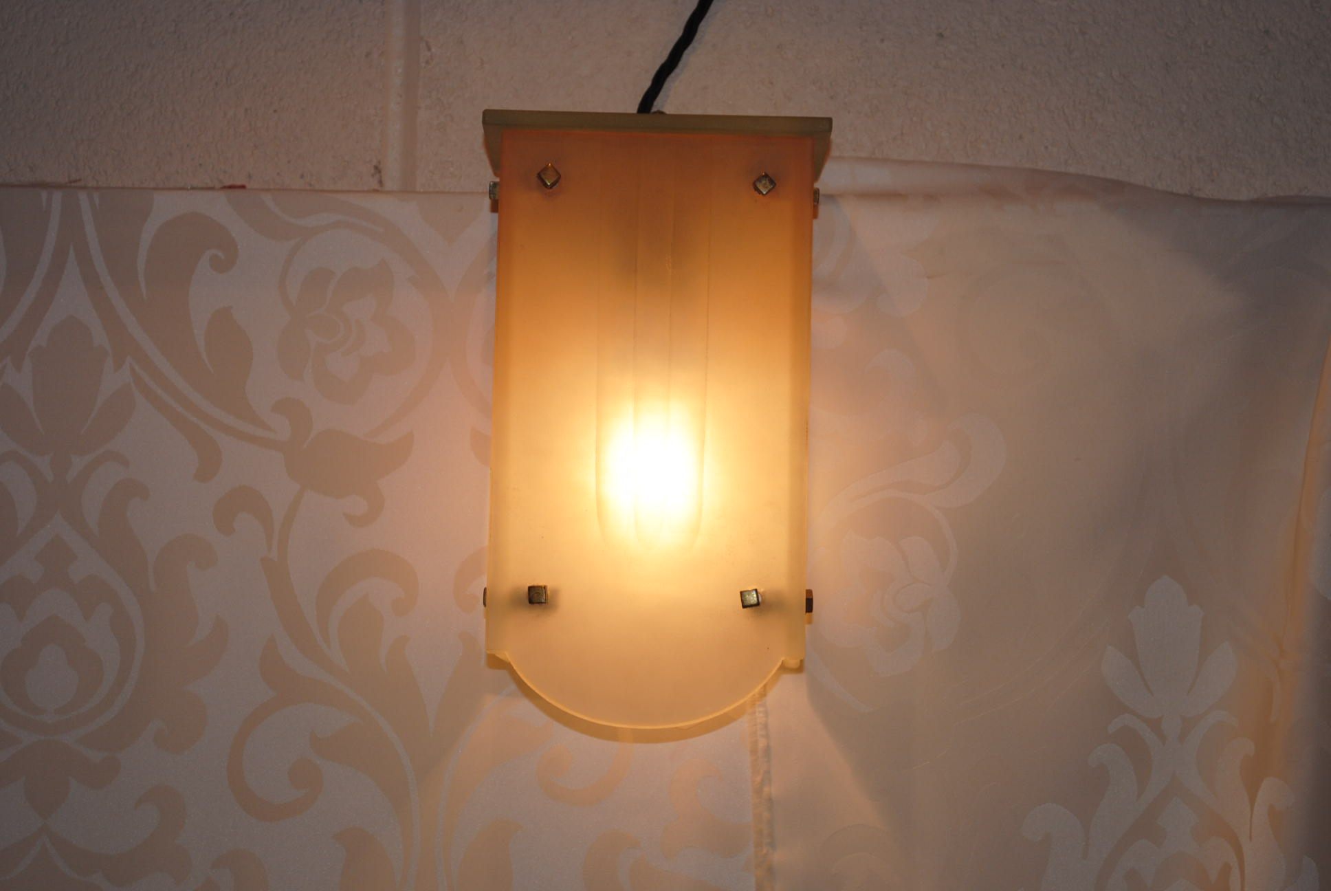 Drop Ceiling Lighting Art Deco Ceiling And Wall Light || Cloud 9, Art Deco