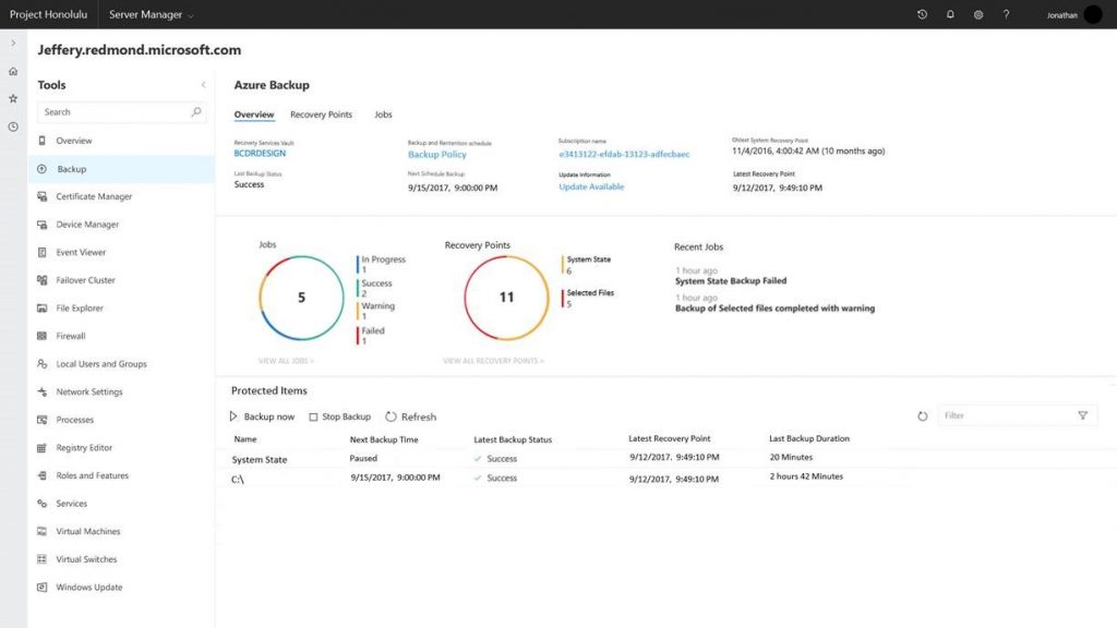 Introducing Windows Server 2019 \u2013 now available in preview \u2013 Windows