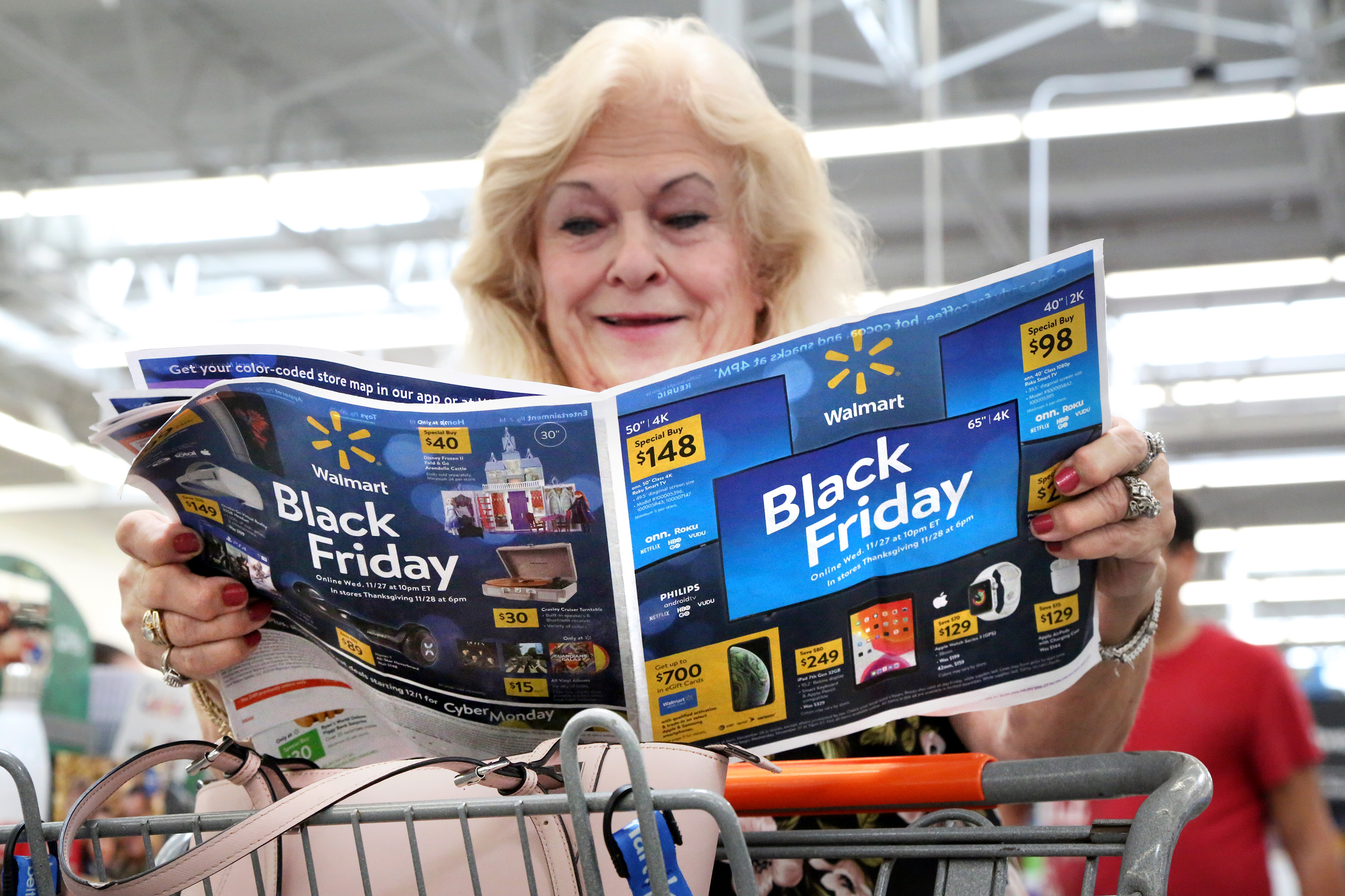 Walmart Stores Will Close On Thanksgiving So No Early Black Friday