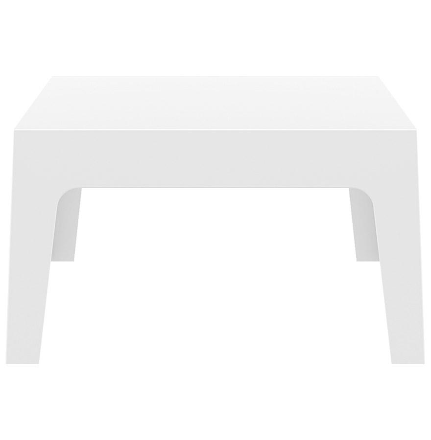 Table De Salon De Jardin Plastique