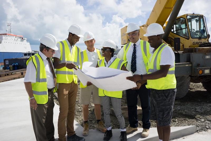 Govt Trainee Civil Engineers Finish Internships - Bernews