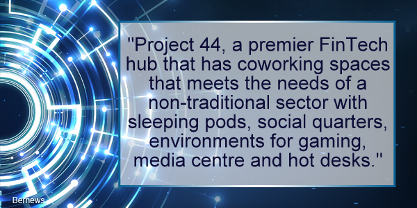 RFP For \u0027Project 44\u0027 FinTech Hub In Hamilton Coworking Consulting