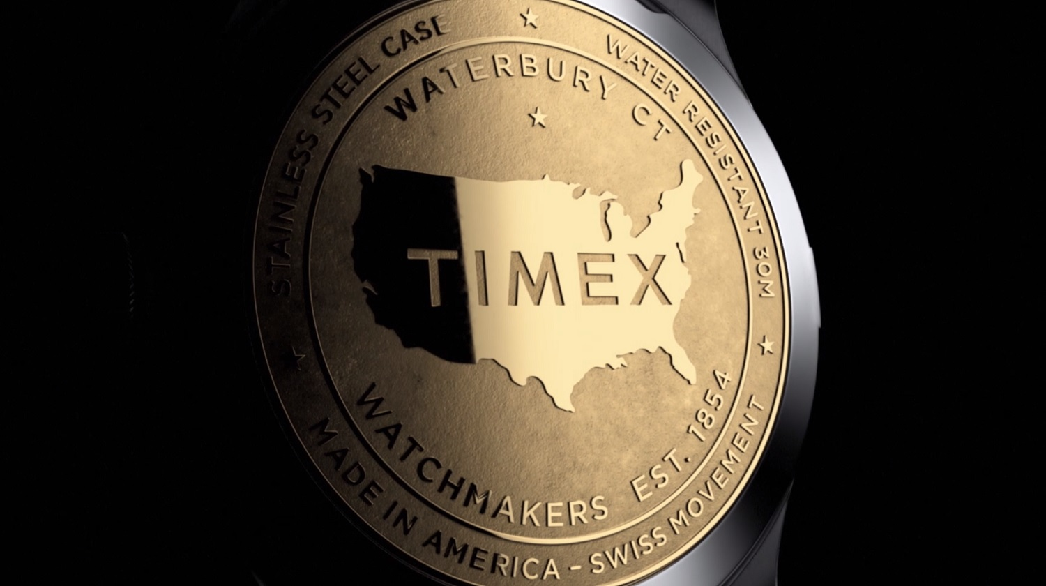 Usa Buy Would You Buy It The Made In The Usa Timex American Documents