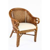 Hospitality Rattan Indoor Rattan & Wicker Club Chair by OJ ...