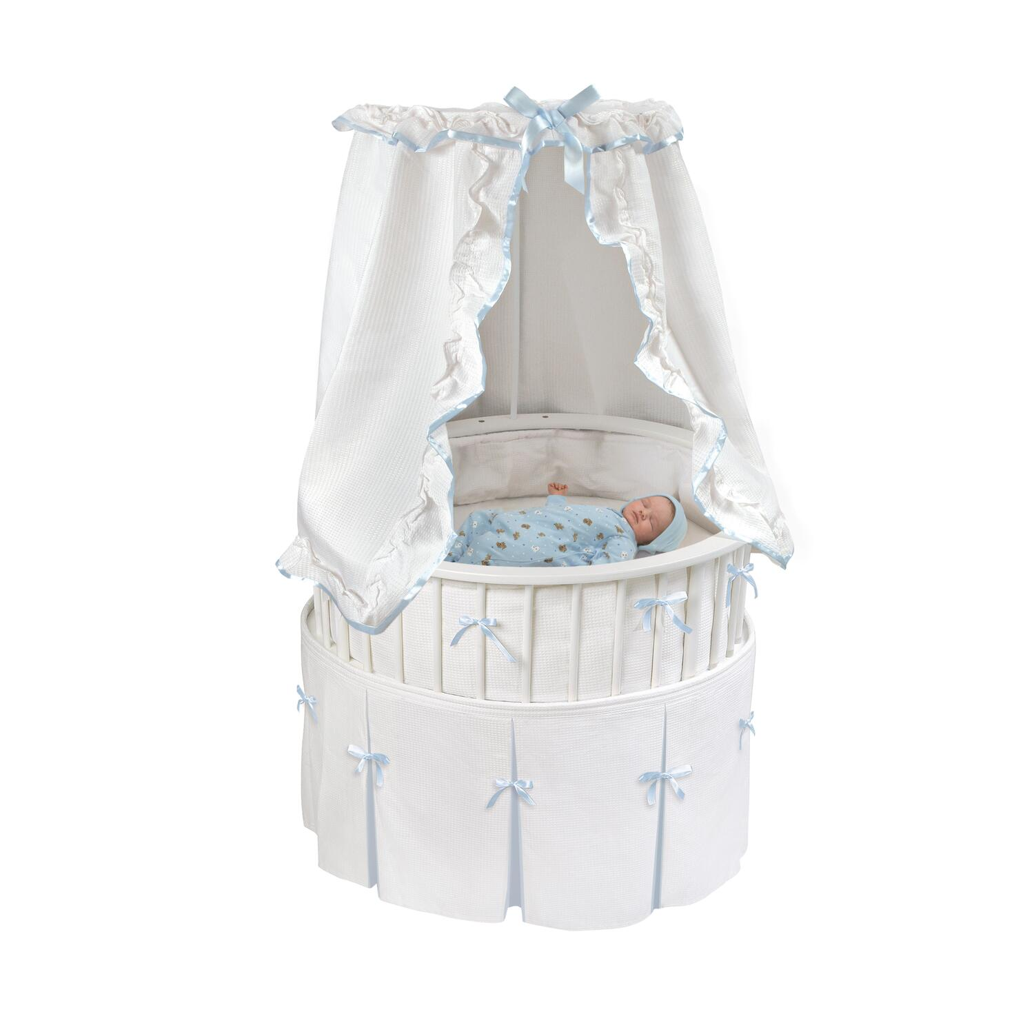 Baby Basket Bassinet Elite Oval Baby Bassinet From 157 89 To 159 08