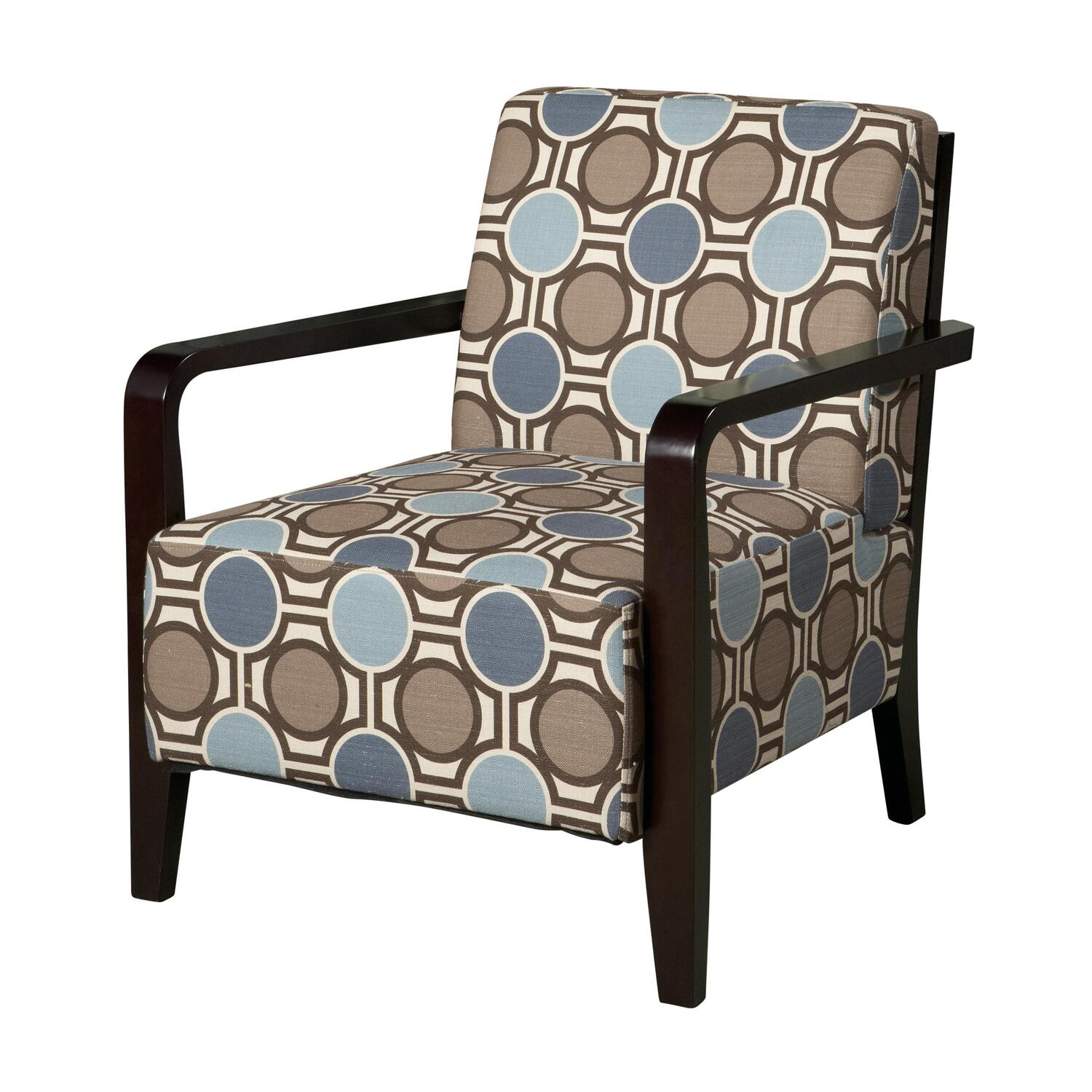 Comfortable Den Furniture Powell Bentwood Arm Accent Chair By Oj Commerce 882 620