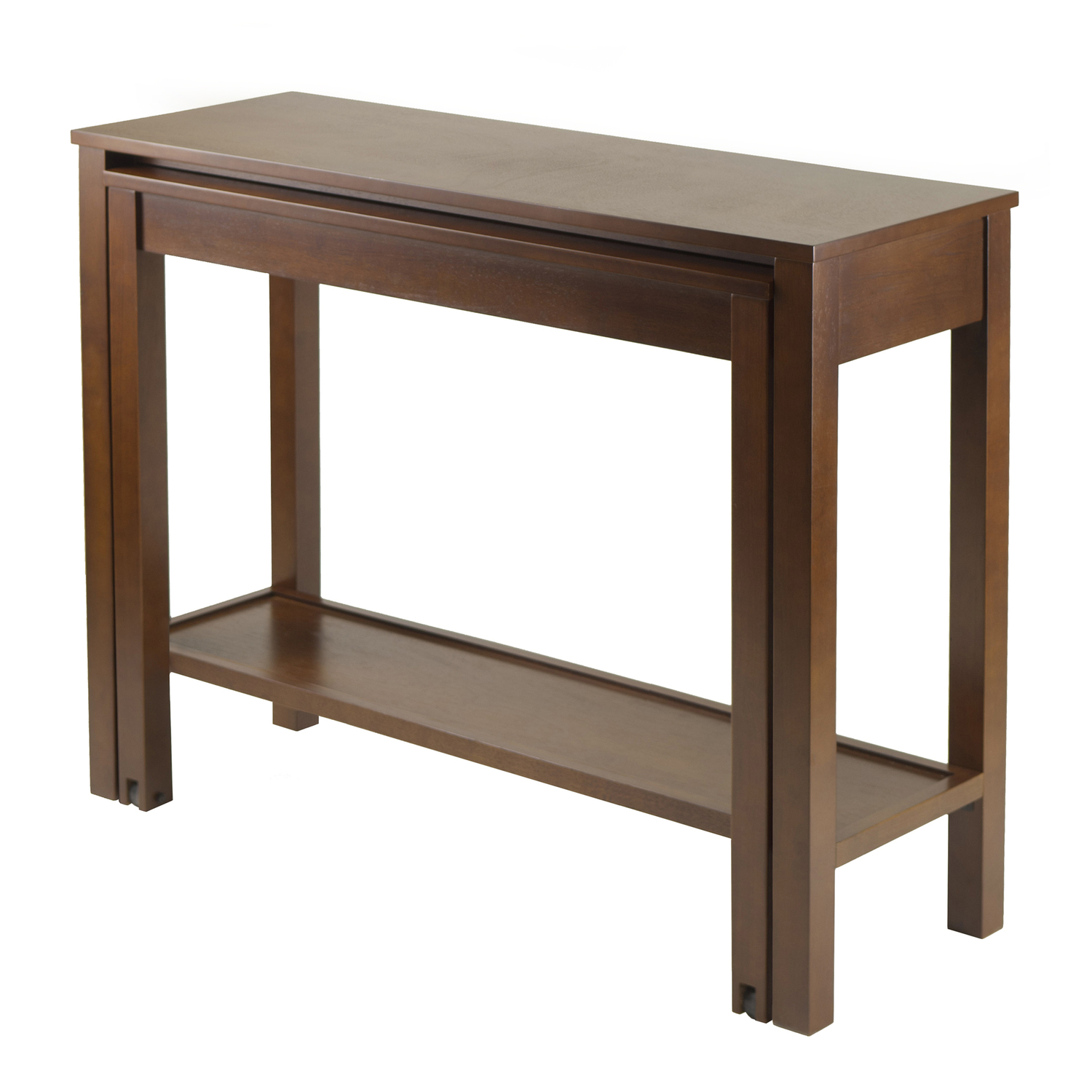 Console Table Winsome Wood Brandon Expandable Console Table By Oj