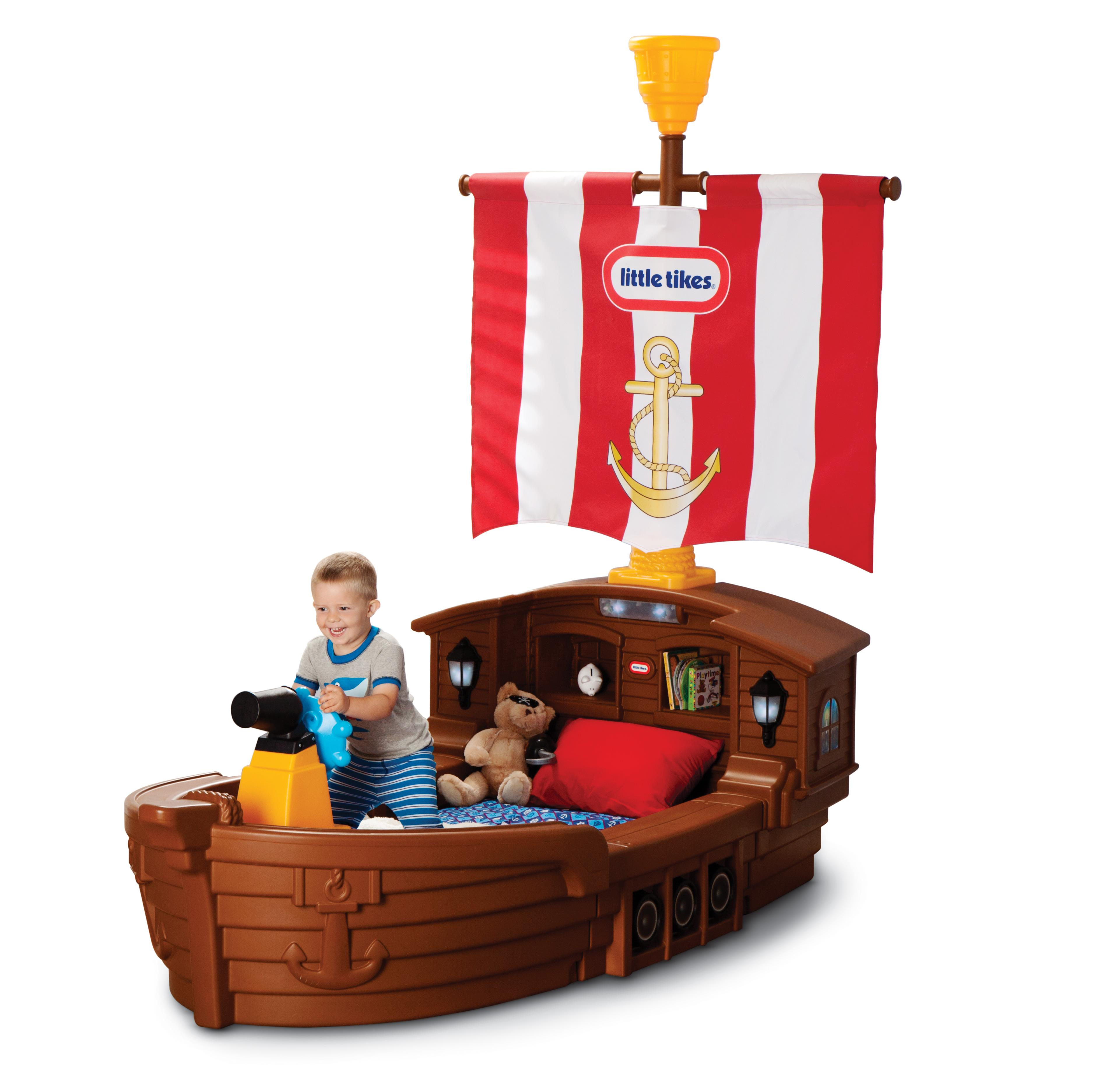 Little Tikes Pirate Ship Toddler Bed 46999 Ojcommerce