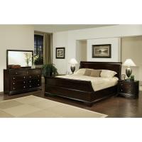 5-piece Sleigh Queen-size Bedroom Set | OJCommerce