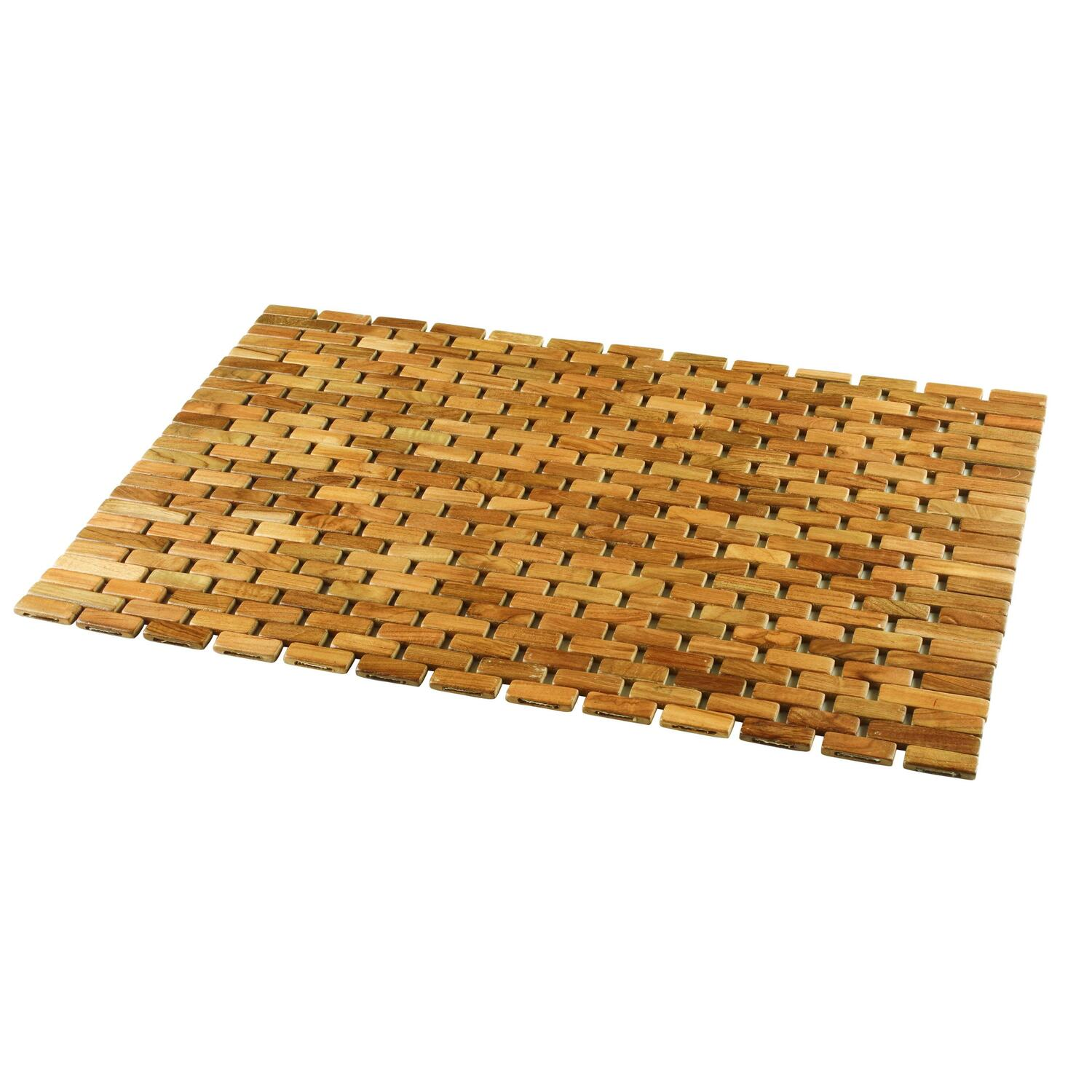 Shower Mat Conair Teak Roll Up Shower Mat By Oj Commerce 57 04 229 04