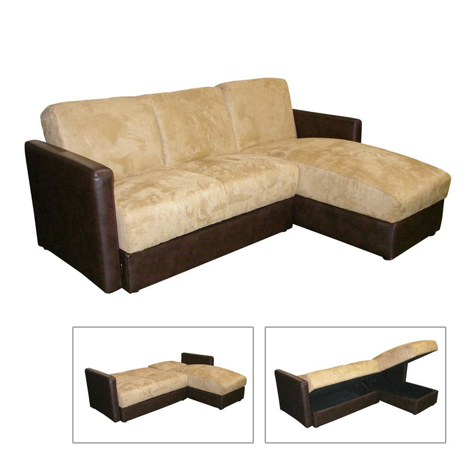 Loveseat Sofa Beds With Storage