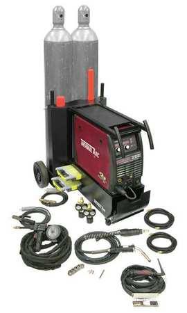 Esab Multiprocess Welder, Fabricator 3-in-1 252i Series, 208, 230V - welder fabricator