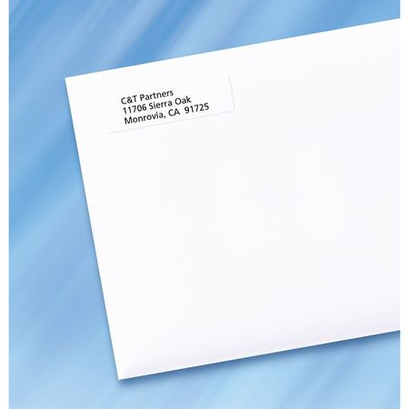Avery Avery® Easy Peel® Return Address Labels for Laser Printers