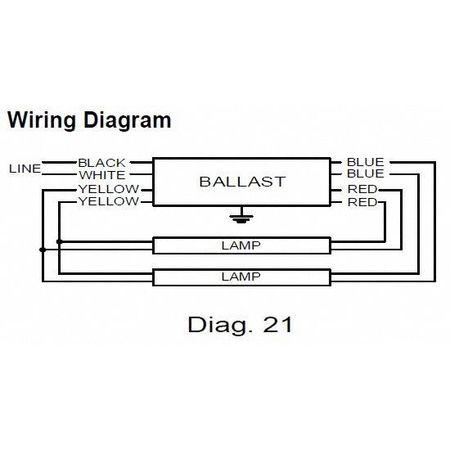 Philips Advance Ballast Wiring Diagram Wiring Schematic Diagram
