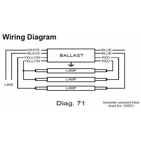 4 Lamp Ballast Wiring Index listing of wiring diagrams