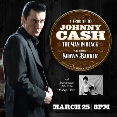 THE MAN IN BLACK WITH SPECIAL GUEST PATSY CLINE @ Isleta Resort & Casino - The Showroom ...