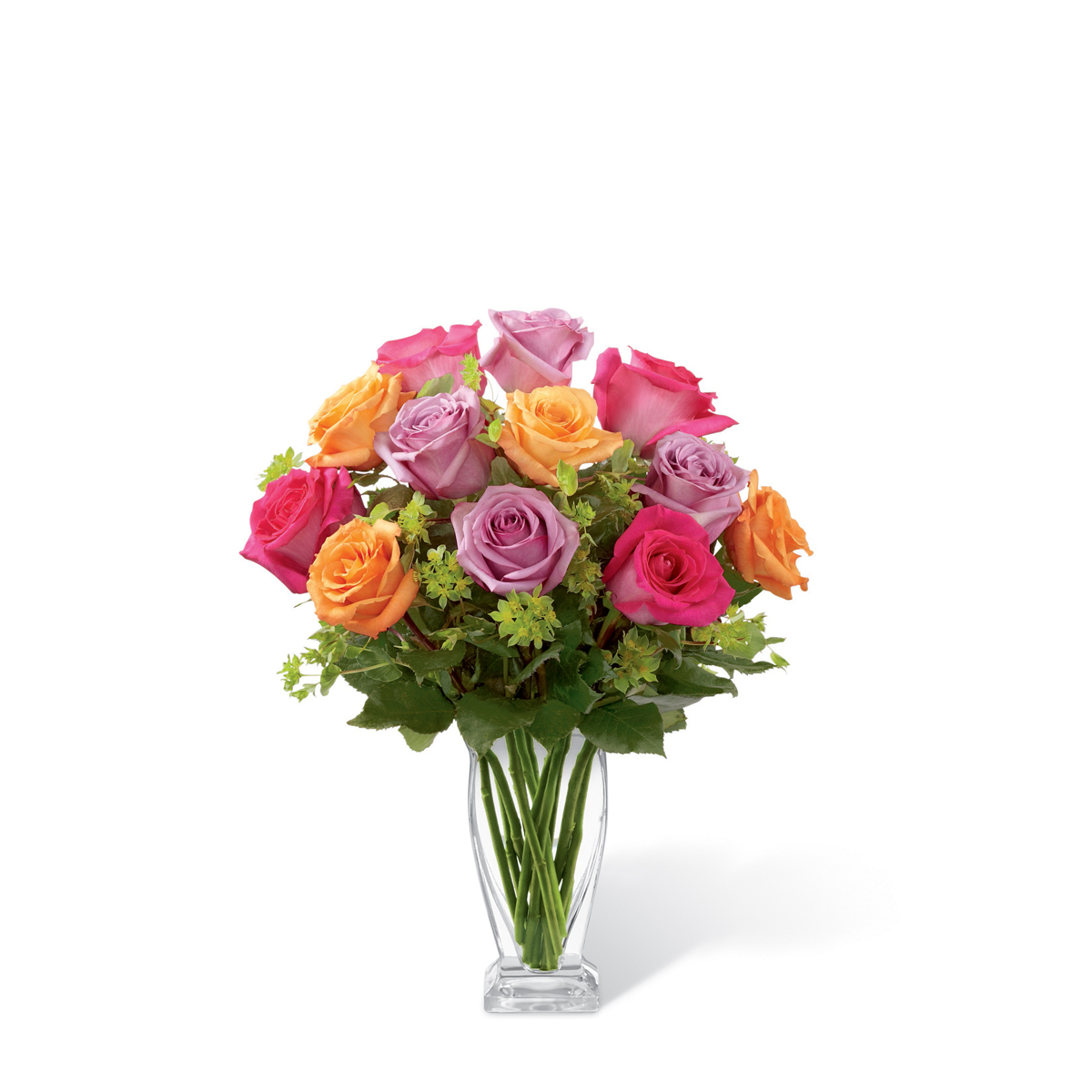 Rose The Ftd Pure Enchantment Rose Bouquet