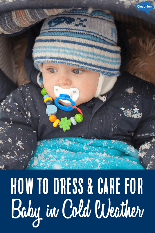 Newborn Infant With Cold How To Dress And Care For Baby In The Cold Baby Tips