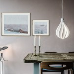 Lampshades with a twist