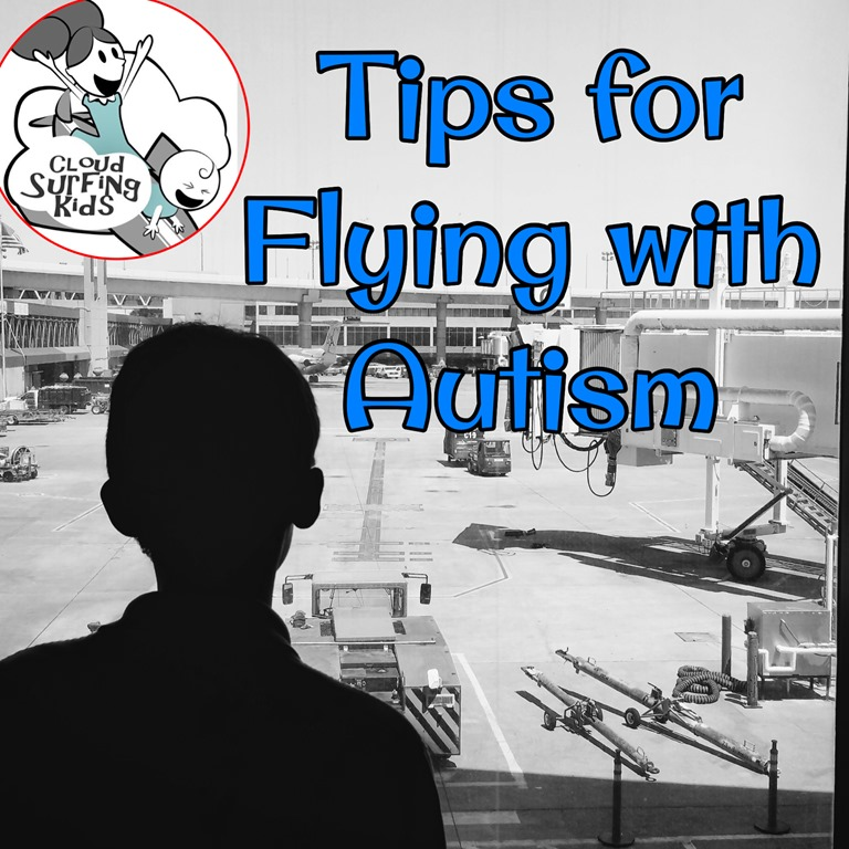 Flying with Autism-Tips from a Flight Attendant Mom