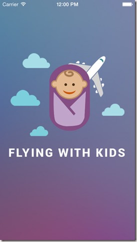 FlyingWithKidsApp