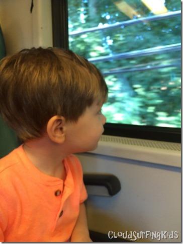 Train Ride LIRR