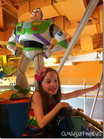 NYC Toys R Us Ferris Wheel