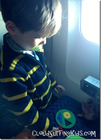 Travel Day- Preschool Puzzle
