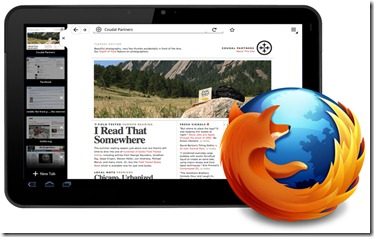 FireFox Tablet