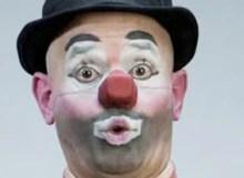 Oriolo Payaso Clown Pallasso
