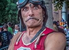 Loco Brusca - Clown Payaso