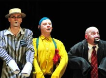 Mikos Clowns Payasos Rusos