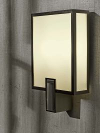 CL Sterling & Son | Rectangular Wall Sconce